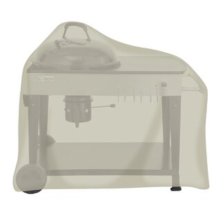 Kettle Trolley Grill Cover By Symple Stuff