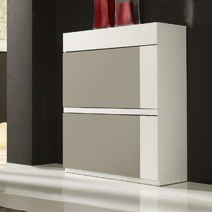 Joy 18 Pair Shoe Storage Cabinet By Wade Logan