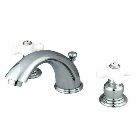 Elements Of Design Magellan Widespread Bathroom Faucet With Double
