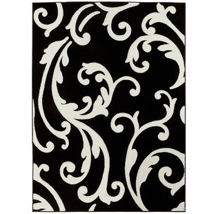 Best Choices Black Area Rug By AllStar Rugs