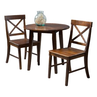 Stembridge 3 Piece Dining Set Winston Porter