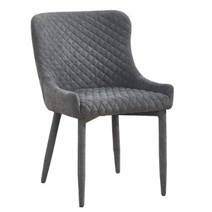 Diantha Upholstered Dining Chair Wrought Studio