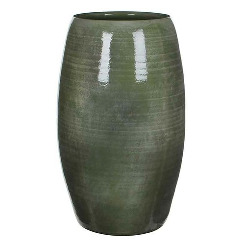 Bodenvase Lester | Dekoration > Vasen > Bodenvasen | Grün | Sfeer voor jou
