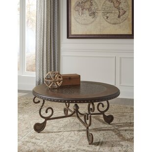 Norridge Coffee Table by Three Posts