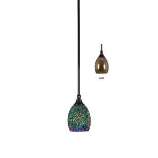Ebern Designs Jonsson 1-Light Cone Pendant