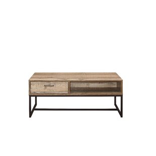 Addison Avenue Coffee Table With Storage By Three Posts