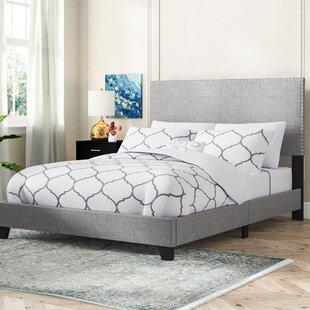 Mercer41 Templeton Upholstered Panel Bed