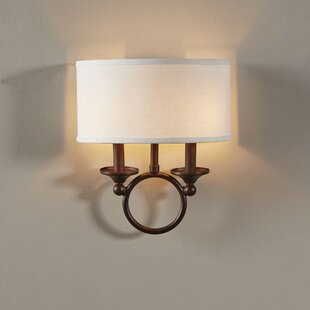 Jennisa 2 Light Wall Sconce