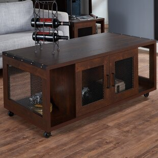 Heston Coffee Table 17 Stories