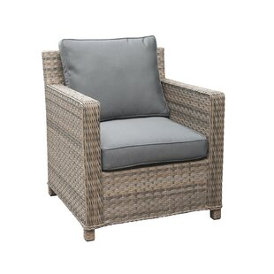 Parkmont Garden Chair With Cushion By Beachcrest Home