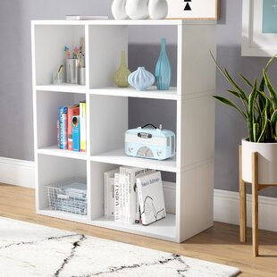 Andrade Geometric Bookcase
