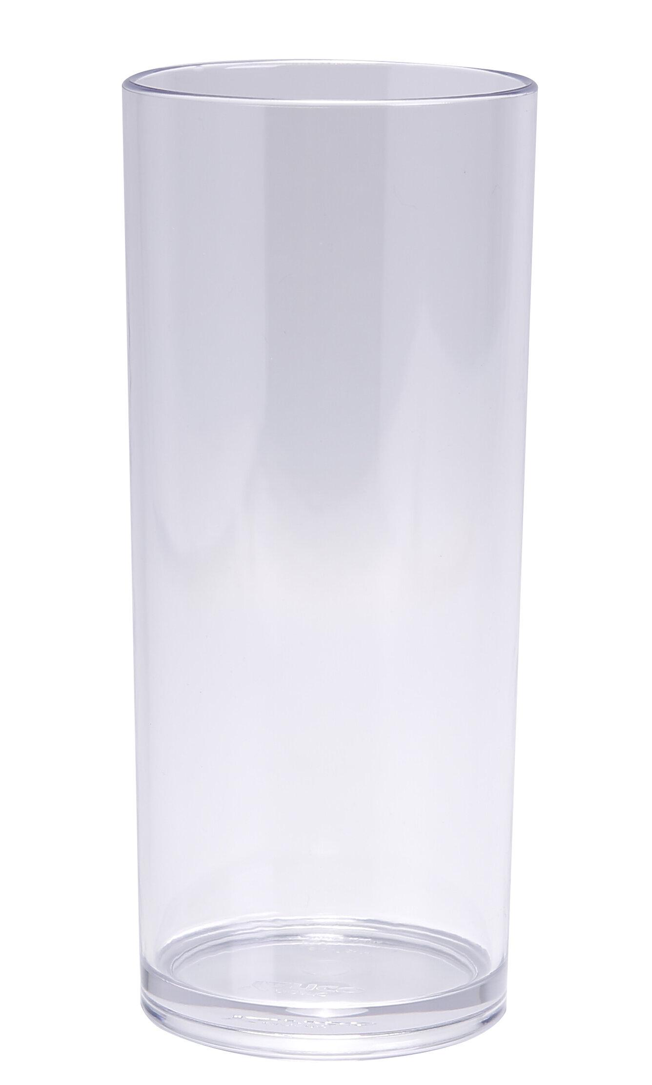 Red Barrel Studio Rayna 16 Oz Plastic Highball Glass Wayfair
