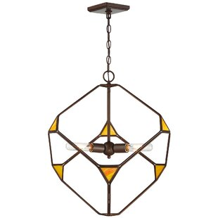 Parris 3-Light Chandelier by Loon Peak
