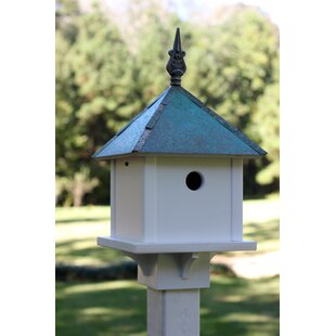 Heartwood Skybox 22 in x 12 in x 12 in Birdhouse