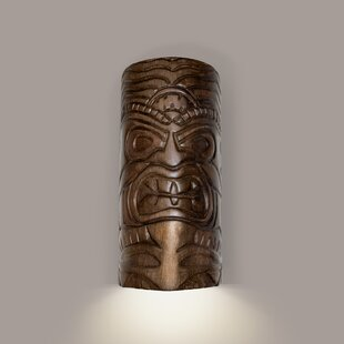Hartmann Tiki Downlight Outdoor Sconce by..
