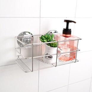 Review Candl 14cm X 25cm Bathroom Shelf