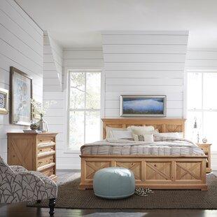 August Grove Belmar Panel Bed