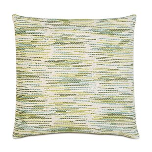 Suwanee Pinellas Seagrass Knife Edge Throw Pillow