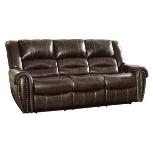 Shop Medici Double Reclining Sofa by Astoria Grand