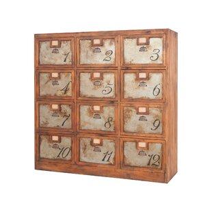 Parvarti 12 Drawer Dresser by Gracie Oaks