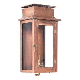 Darby Home Co Euclid 1-Light Outdoor Wall Lantern