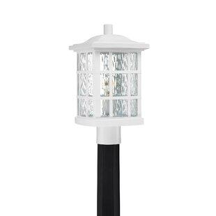 Affordable Lockett Outdoor 1-Light Lantern Head By Brayden Studio
