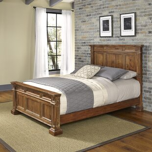 Darby Home Co Landisville Panel Bed