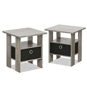 Joseph End Table (Set Of 2)