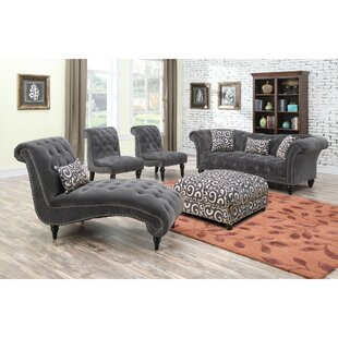 Hendrix Chesterfield Loveseat