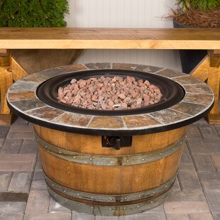 Steel Propane Fire Pit Table by Napa East Collection Best Choices
