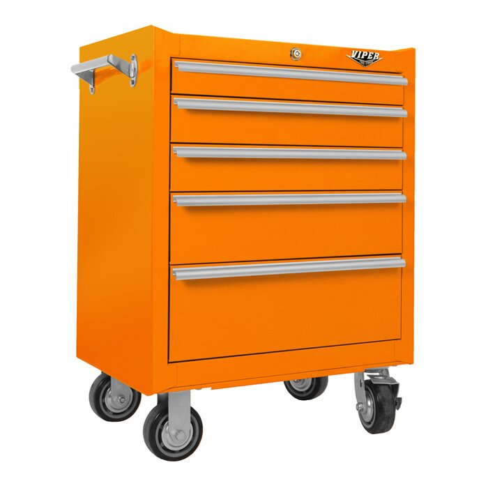 26 W 5 Drawer Tool Chest
