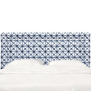 Doyon Border Upholstered Panel Headboard