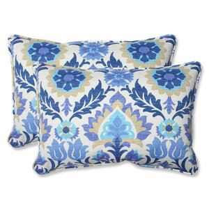 Dyanna Indoor/Outdoor Bench Pillow (Set of 2) (Set of 2)