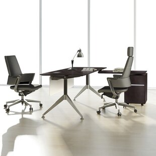 Bergerson L-Shaped Executive Desk