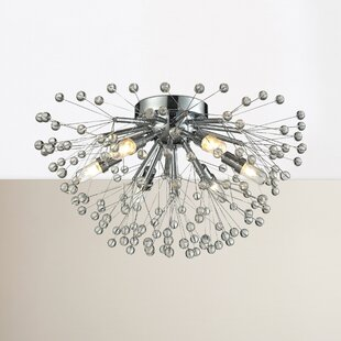 Spielberg 6-Light Semi Flush M..