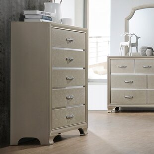 Harbin 5 Drawer Chest