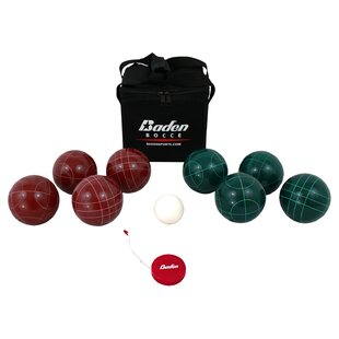 Baden Champions 90mm Ball Set Bocce & Bowling
