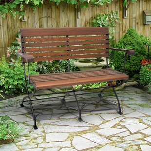 Toscana Wood Bench by Casual Elements
