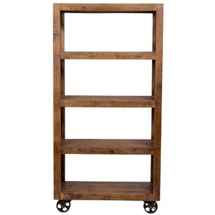 Martines Barn Standard Bookcase Gracie Oaks