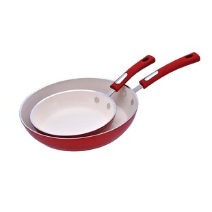 2-Piece Non-Stick Frying Pan Set