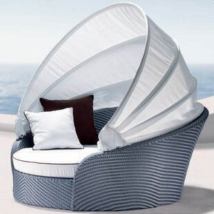 Eclipse Daybed with Cushions by 100 Essentials