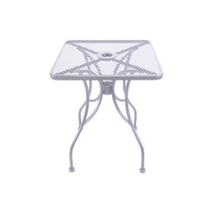 Mesh Dining Table by H&D Restaurant Suppl..