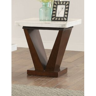 Soule End Table by Brayden Studio