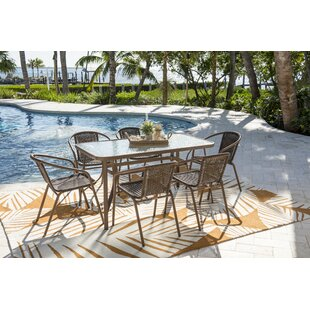 Panama Jack Outdoor Café Dining Set