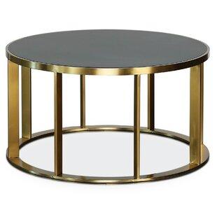 1a0f2a70aa4d Gold Coffee Tables You'll Love | Wayfair