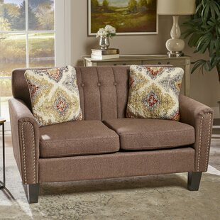 Mullaghboy Traditional Loveseat by Winston Porter Today Sale Only