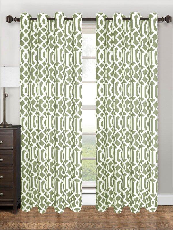 Terracotta Curtains | Wayfair