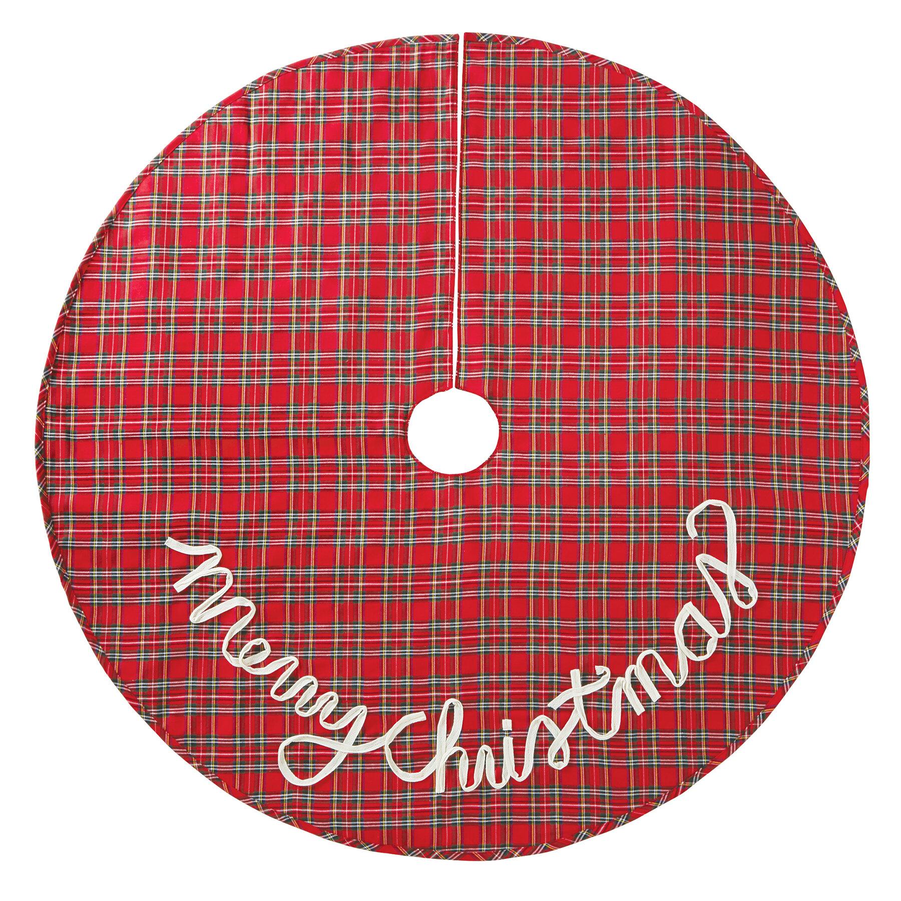 Christmas Tree Skirts You\'ll Love | Wayfair