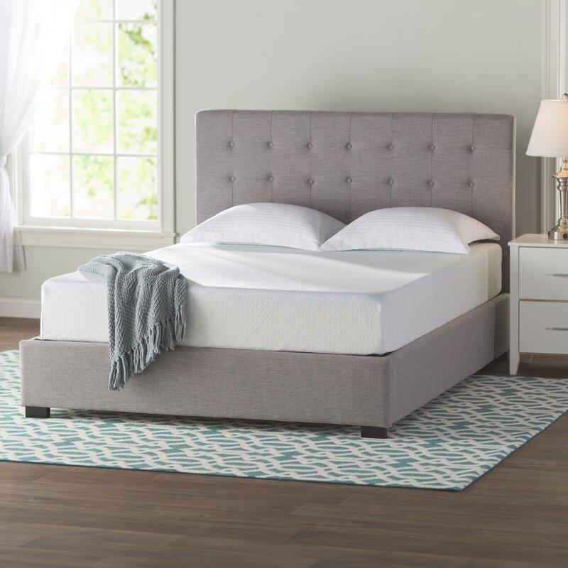 Wayfair Sleep 12 Medium Gel Memory Foam Mattress Reviews Wayfair