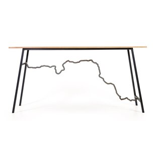 Rangely Lewis and Clark Console Table by Brayden Studio